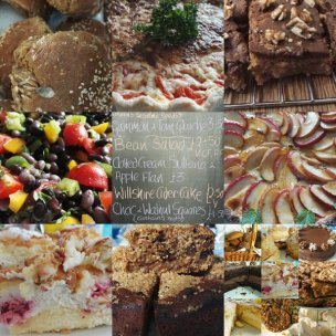 food, homemade, lunch, cakes, takeaway