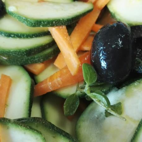 Cougette Salad