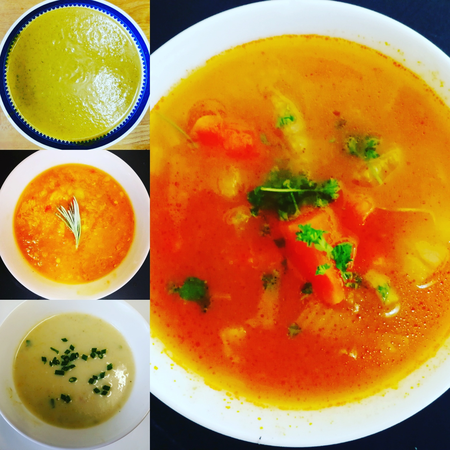 Soup, leftovers, vegetables, gluten free, dairy free,