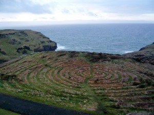 King Arthur, Castle, ruins, Cornish, Hotel