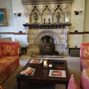 Hotel, accommodation, castle, review, cornwall