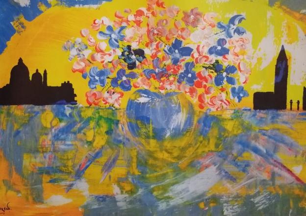 Art, Artist, Ted Stourton, Artist in residence, Cornwall