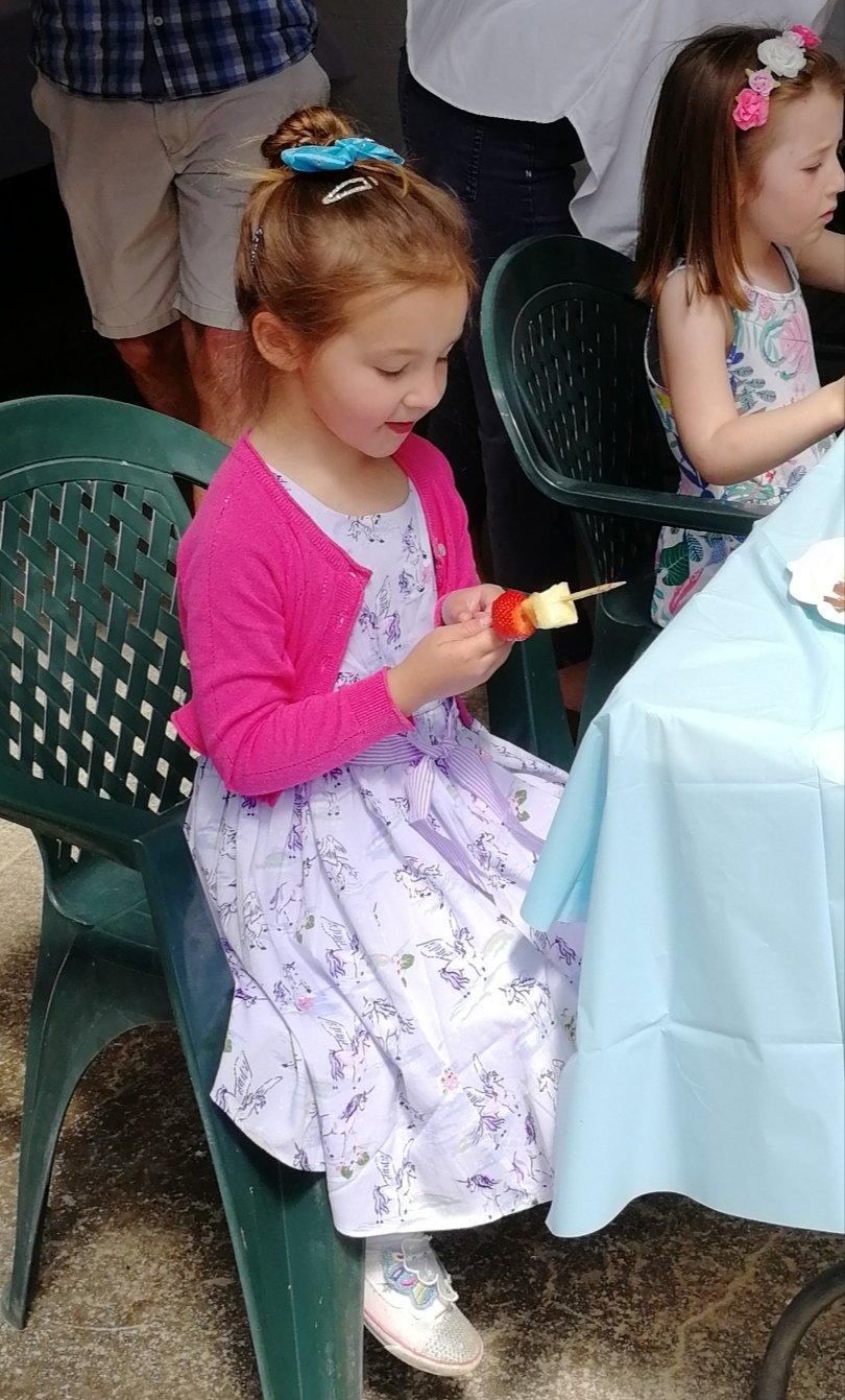food, children's birthday party, cake, truffleicious