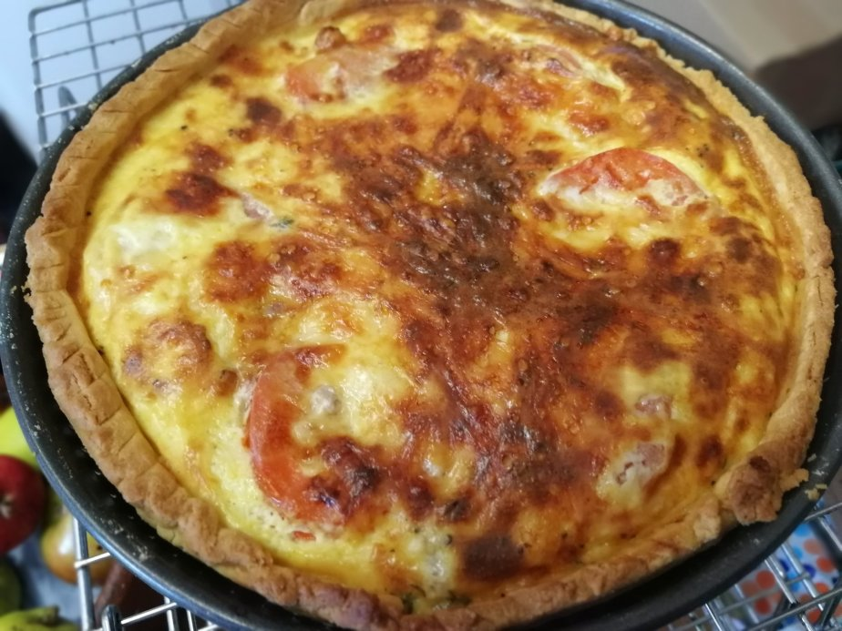 Do real men eat Quiche?