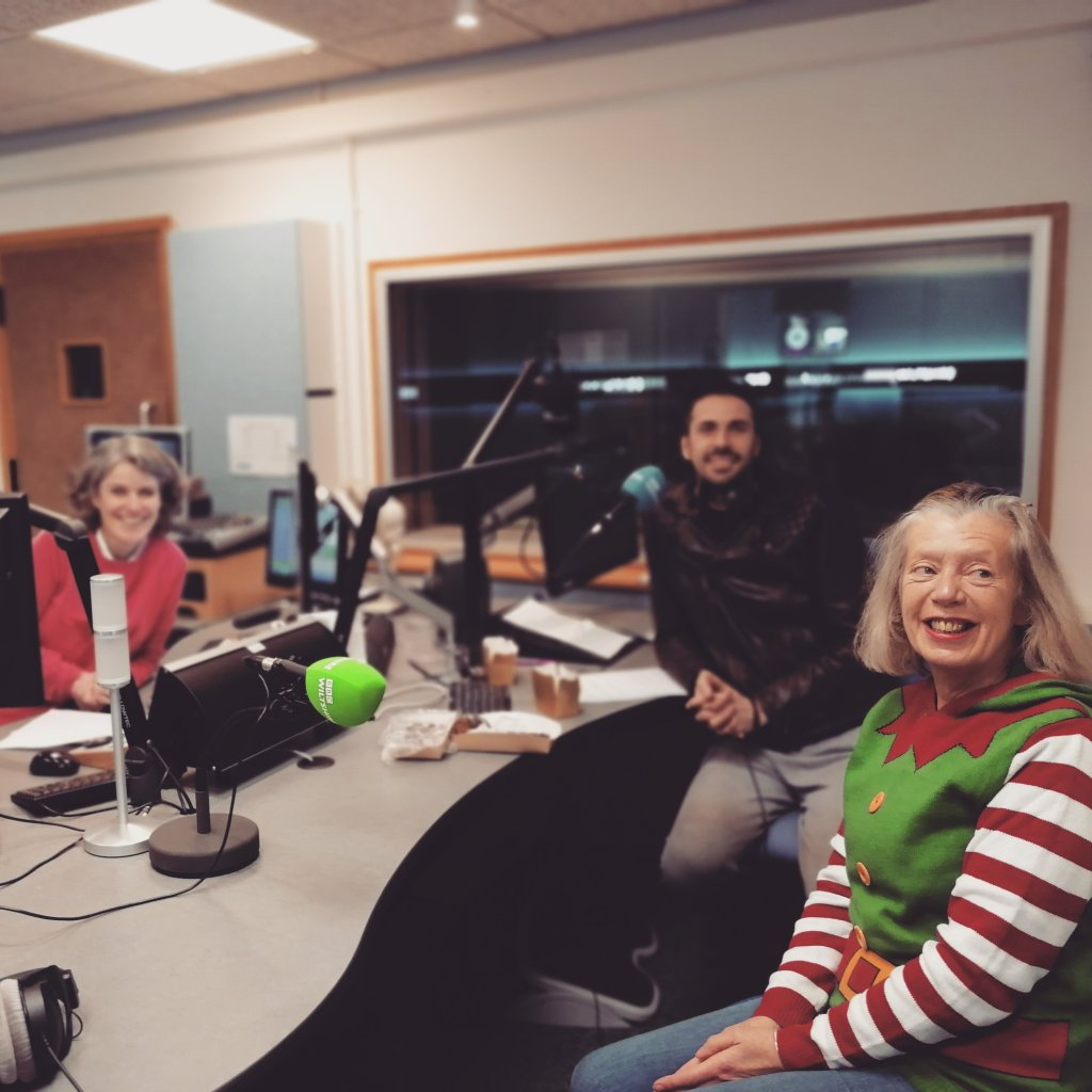 Wiltshire, radio, media, blogger, interview