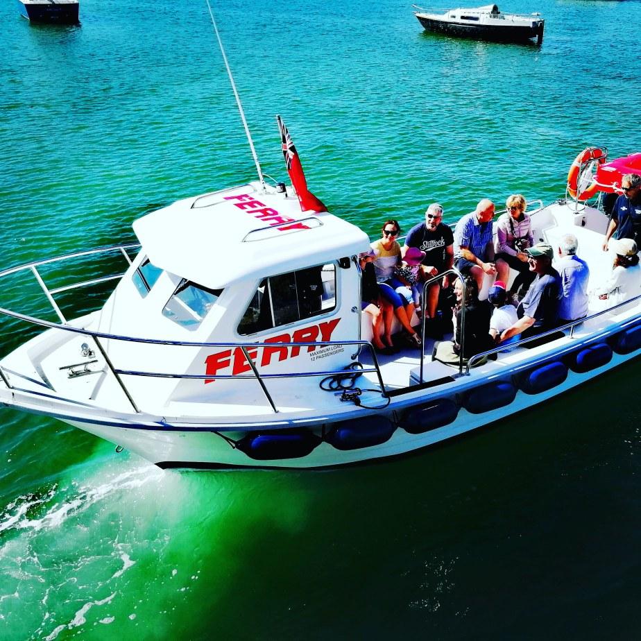 Appledore, Instow Ferry